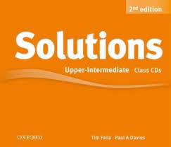 Solutions Upper-Intermediate Teacher's Book and CD-ROM Pack