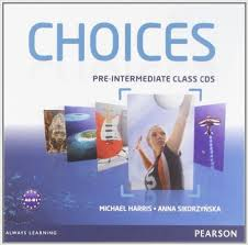 Choices	Workbook w  Audio CD	Pre Intermediate