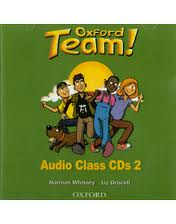 Oxford Team 2 Class CD
