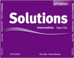 Solutions Intermediate Class Audio CDs (3 Discs)