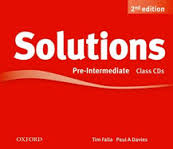 Solutions Pre-Intermediate Class Audio CDs (3 Discs)