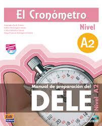 EL CRONÓMETRO NIVEL INICIAL (B1) - LIBRO + 2CDS