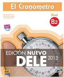 EL CRONÓMETRO NIVEL INTERMEDIO (B2) - LIBRO + CD
