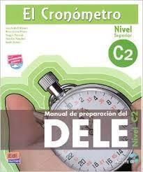 EL CRONÓMETRO NIVEL SUPERIOR (C2) - LIBRO + 2 CDS