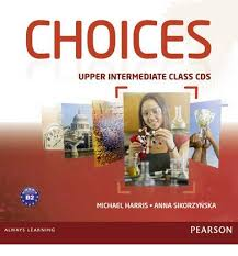 Choices	Workbook w  Audio CD	Upper Intermediate