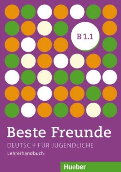 Beste Freunde B1/1, Lehrerhandbuch (шт)