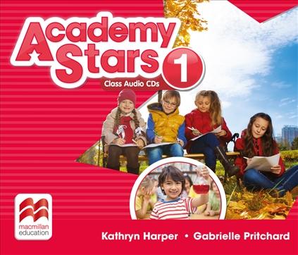 Academy Stars 1 Flashcards (шт)