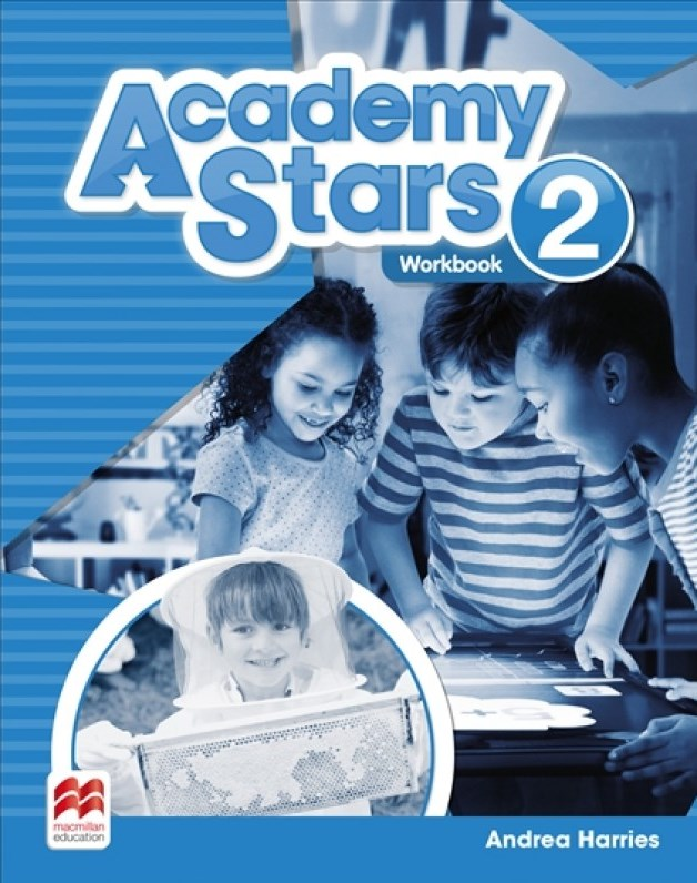 Academy Stars 2 WB (шт)