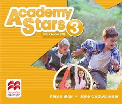 Academy Stars 3 Flashcards (шт)