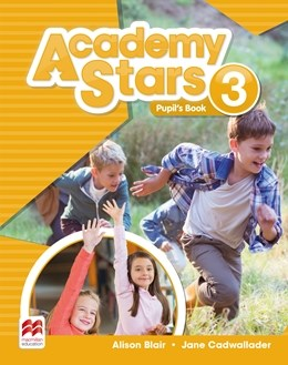 Academy Stars 3 PB Pk (шт)