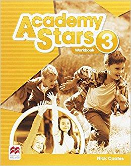 Academy Stars 3 WB (шт)