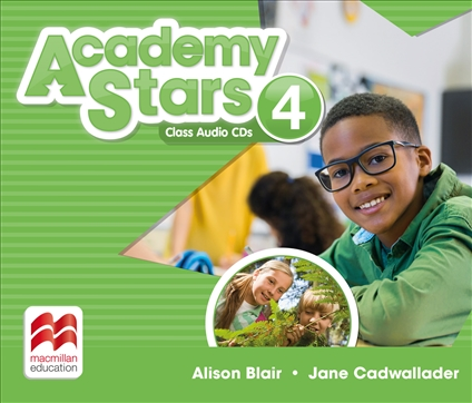 Academy Stars 4 Flashcards (шт