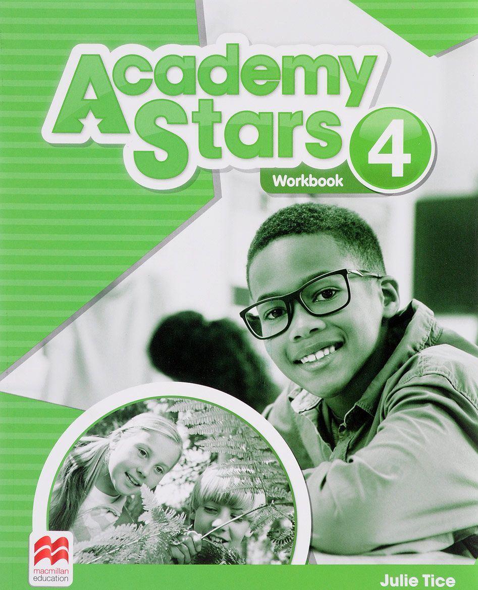 Academy Stars 4 WB (шт)