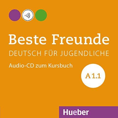 Beste Freunde A1/1, CD zum Kursbuch (шт.)