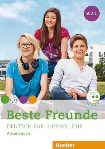 Beste Freunde A2/1 - Arbeitsbuch + CD-ROM (шт)