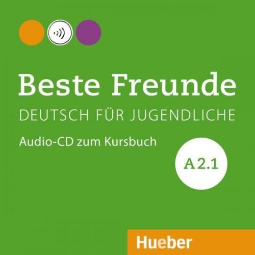 Beste Freunde A2/1, CD zum KB (шт)