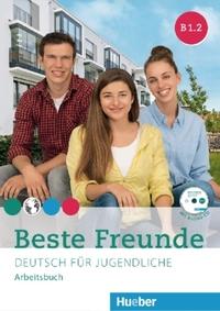Beste Freunde B1/2 - Arbeitsbuch mit CD-ROM (шт)