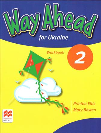 Way Ahead Ukraine 2 Workbook