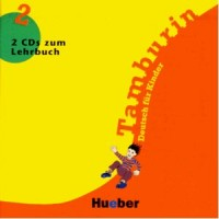 Tamburin 2. 2 Audio-CDs zum Lehrbuch