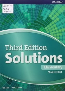 Solutions 3rd edition