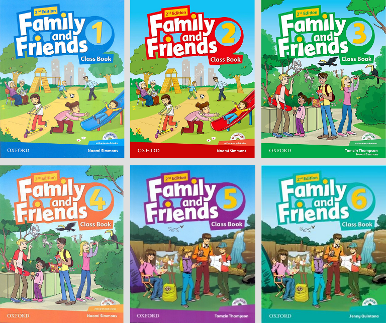 Family and Friends купити