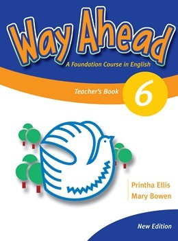 Way Ahead 6 Teacher's Book