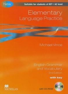 New Elementary Language Practice without Key