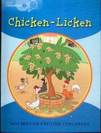 Little Explorers B  Chicken-Licken
