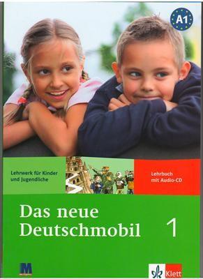Das Neue Deutschmobil 1. Підручник з аудіо-CD