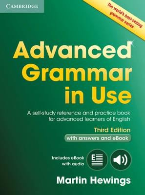 Advanced Grammar in Use (Third Edition) Book with answers