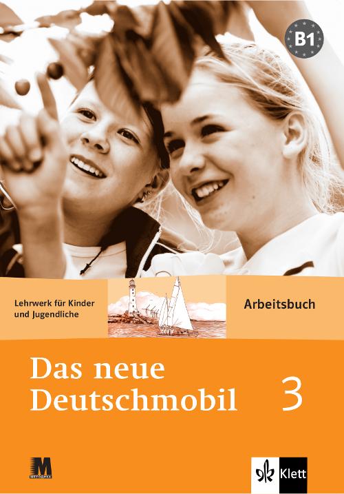 Das Neue Deutschmobil 3 зошит