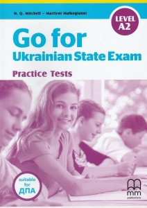 GO FOR UKRAINIAN STATE EXAM LEVEL A2 + диск