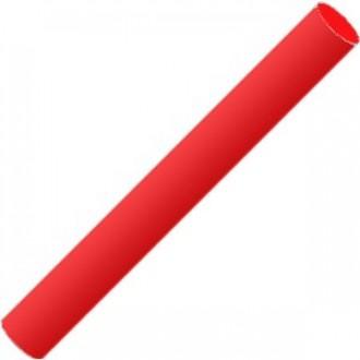 Полімерна глина червона флуоресцентна, 17г