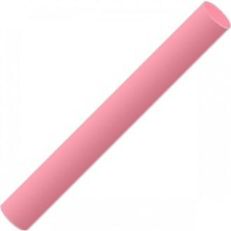Полімерна глина світло-рожева флуоресцентна, 17г