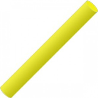 Полімерна глина пластішка лимонна, 17г