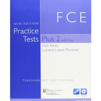 FCE Practice Test Plus 2 with Key
