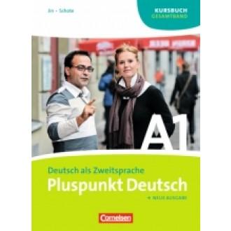 Pluspunkt Deutsch A1 Kursbuch