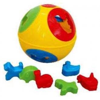 Сортер- куля Розумний малюк
