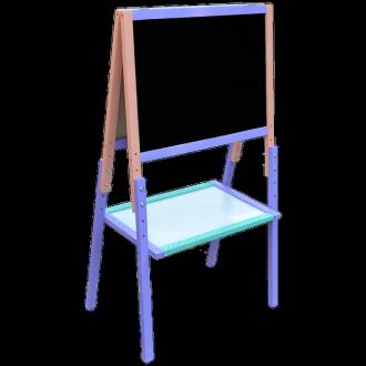 Мольберт Растішка (Регульована висота) 3 кольори