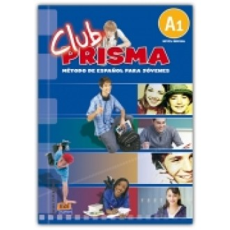 CLUB PRISMA A2 (ELEMENTAL) - LIBRO DEL PROFESOR + CD