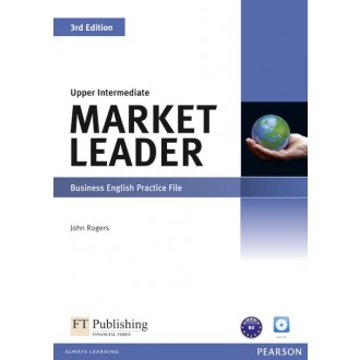 Market Leader 3rd Edition Upper Intermediate Practice File & Practice File CD