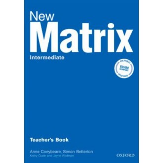 New Matrix Intermediate.Teacher's Book