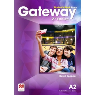 Gateway A2 2nd Edition Student's Book Premium Pack