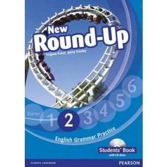 New Round-Up 2 Student's Book with CD