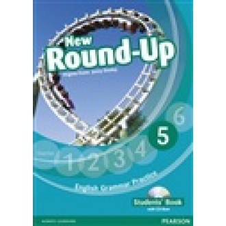 New Round-Up 5 Student's Book with CD
