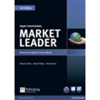 Market Leader 3rd Edition Upper Intermediate Coursebook & DVD-Rom