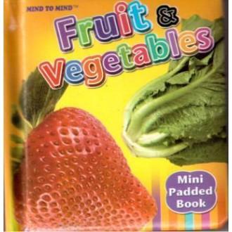 Книжка-словник Фрукти.Овочі