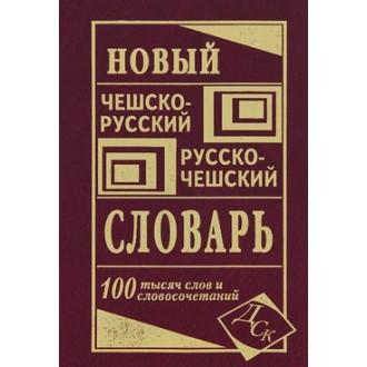 Новый чешско-русский и русско-чешский словарь 100 тис. слов