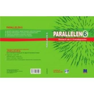 Німецька мова 6  клас Підручник  Parallelen