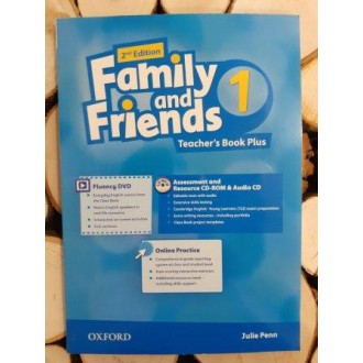 Family & Friends 1 Teacher's Book Plus Pack 2E